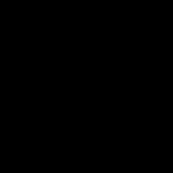 South Dakota Notary Pink Seal - Round Design Imprint Example