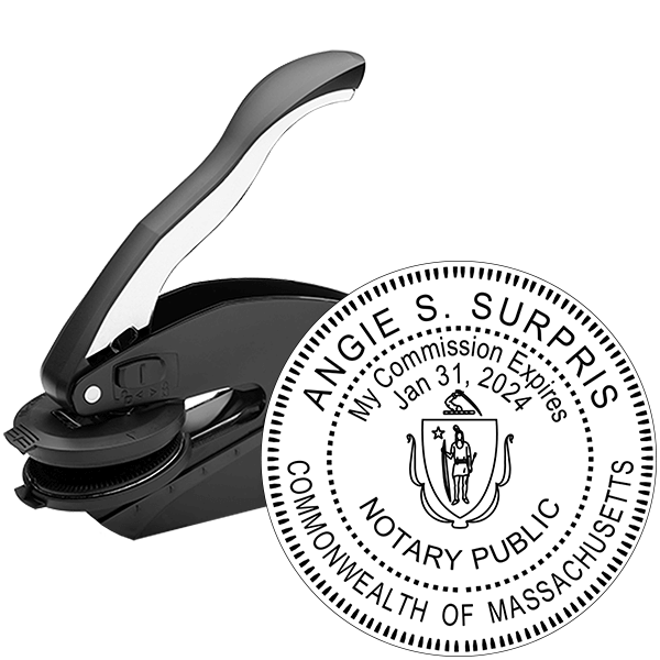 Notary Embosser Seal