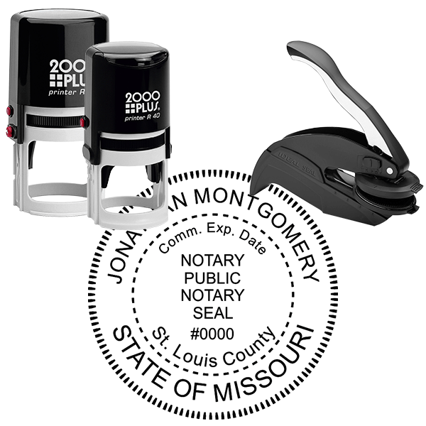 Missouri Notary Round
