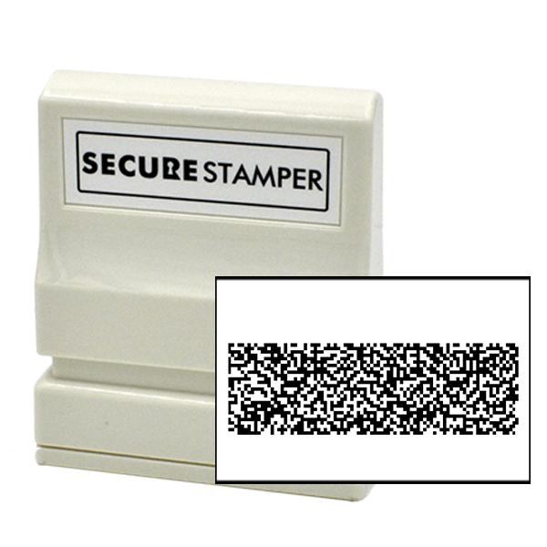 Xstamper Secure Stamper Small