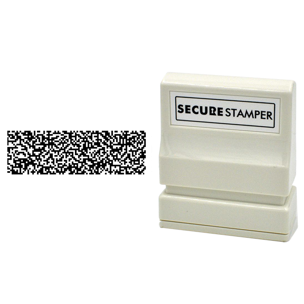 Xstamper Secure Stamper Small Body and Design