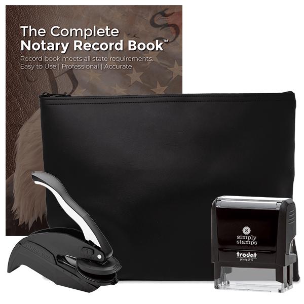 California Common Notary Kit