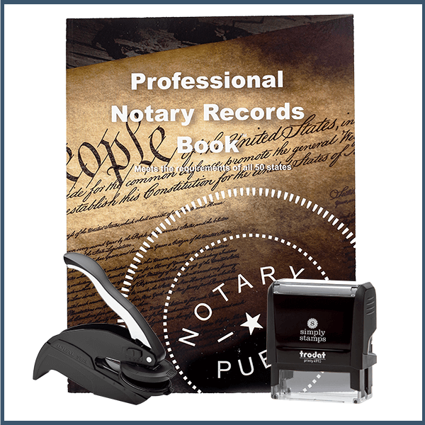 Connecticut Value Notary Kit