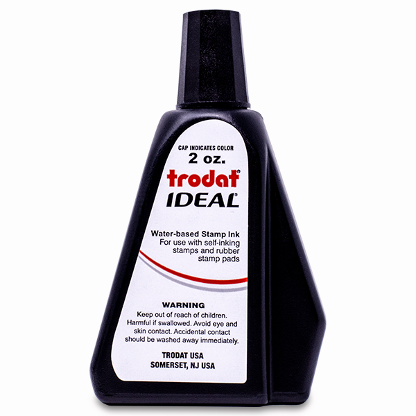 Trodat (Ideal) Ink 2 oz Bottle