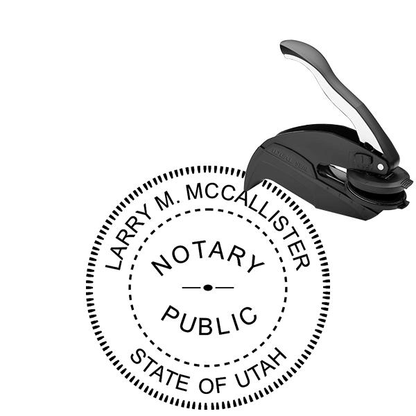 Utah Notary Round