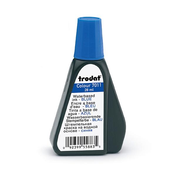 Blue 1oz Refill Ink - Self Inking