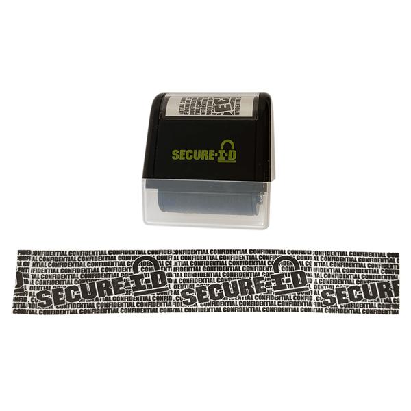 Redacting Roller Stamp