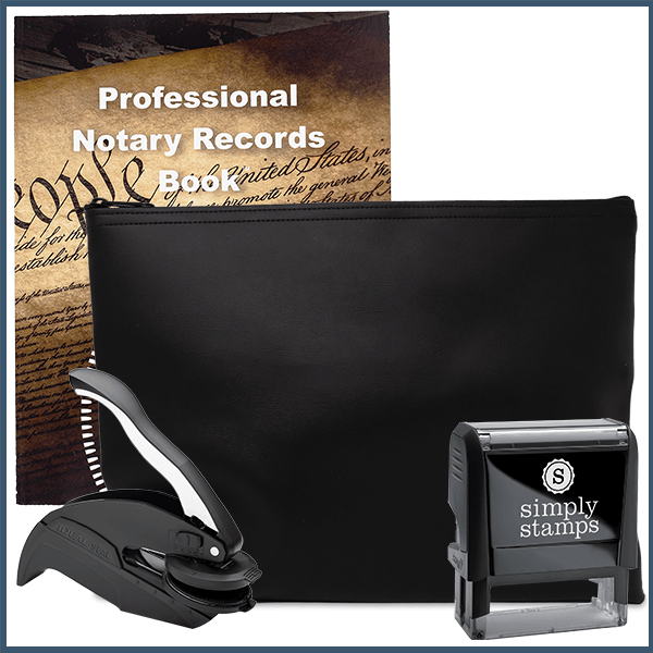 West Virginia Common Notary Kit