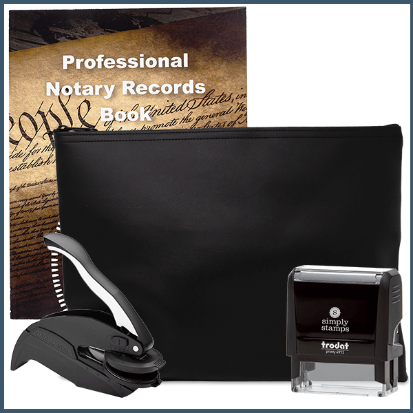 Delaware Common Notary Kit