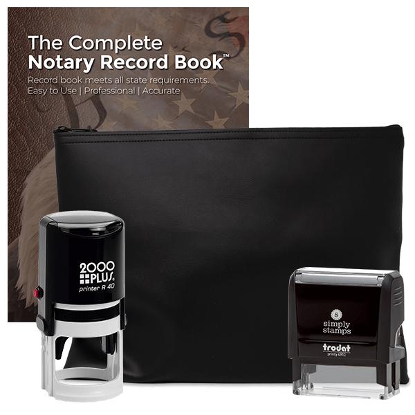 Iowa Common Notary Kit
