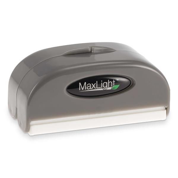 MaxLight Custom Pre-Inked Stamp - MAX-XL42 -  Black Ink
