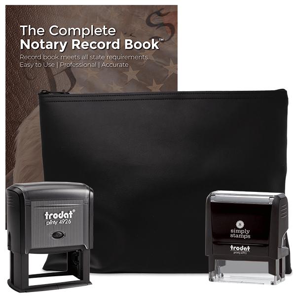 Montana Common Notary Kit