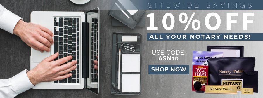 All Notary Kits On Sale!